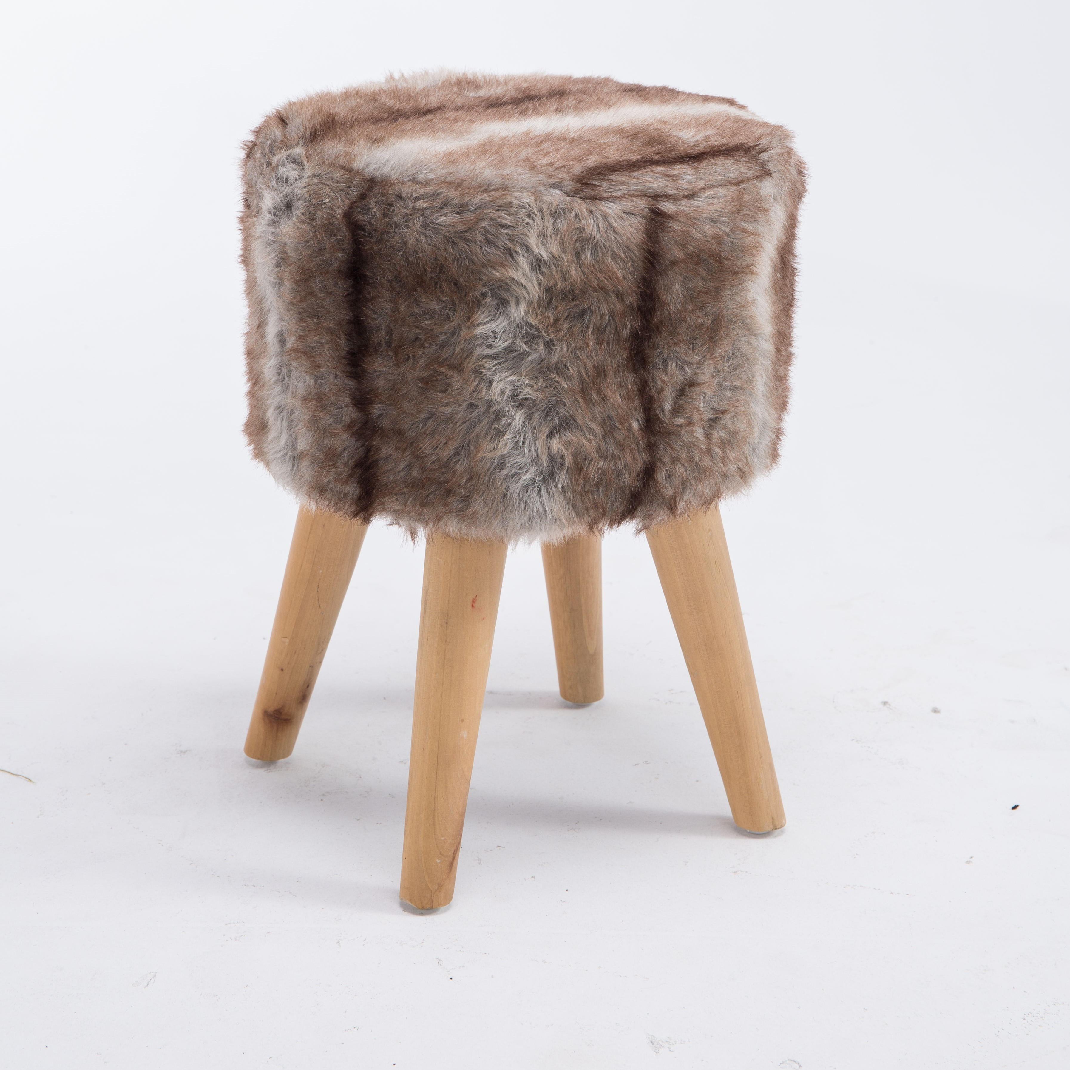 Strange Antique Style Faux Fur Fabric Wooden Stool Buy Wooden Stool Faux Fur Wooden Stool Antique Wooden Stool Product On Alibaba Com Cjindustries Chair Design For Home Cjindustriesco