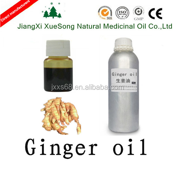 100% pure nature essential ginger oil for ginger scent diffuser aroma oil