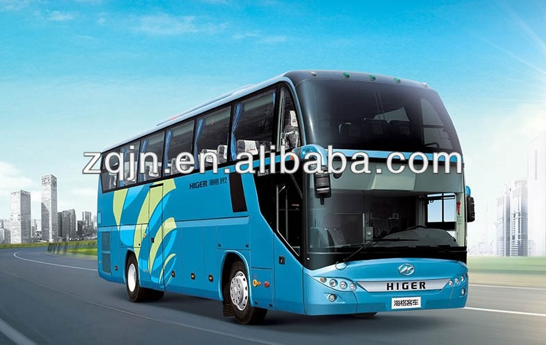 Sino 2014 High Quality 12m 50 seats passenger bus right hand drive bus