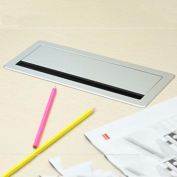 Conference Tabletop Socket Outlet/ Multimedia Furniture Desktop Outlet /electrical  Outlet Box/ HDMI /