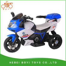 2017 new children electric motorcycle,electric Motorcycle Ride On three wheel battery cars for kids,Motor