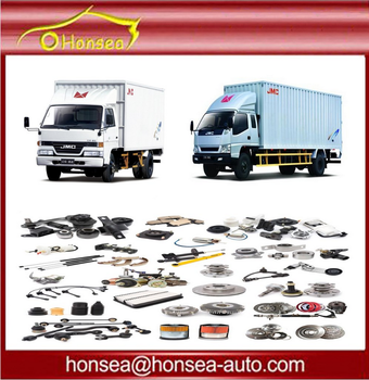 Attractive Original JMC Light Truck Spare Parts For All JMC Truck Model Pictures Gallery