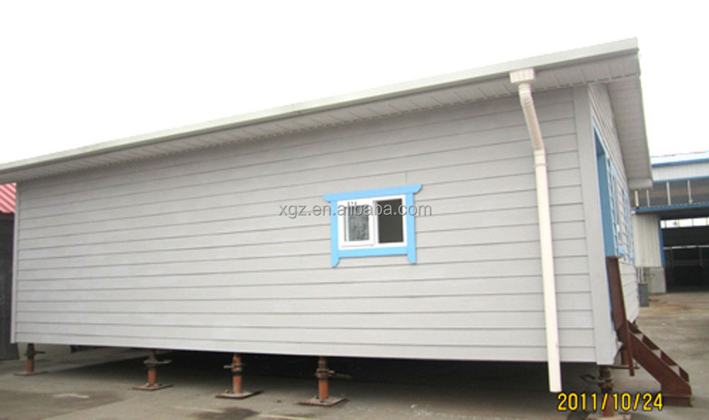Professional manufacturer supply cheap modular houses prefabricated house in Saudi Arabia