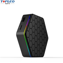 Full hd 1080p android 6.0 S912 4K global tv box Octa core Dual band wifi arabic tv box no monthly fee