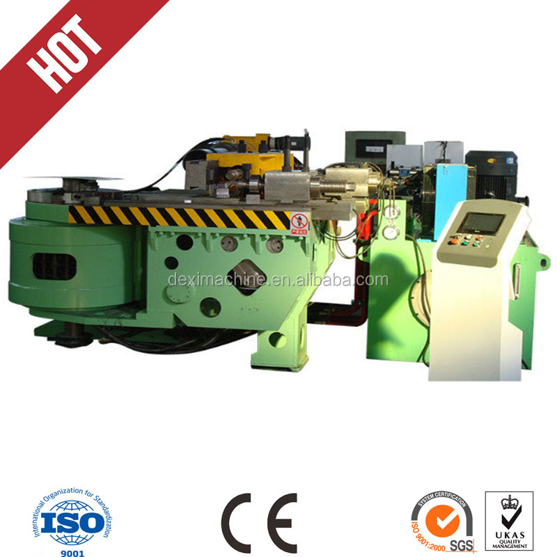 New design tube bending machine with pushing bending with great price