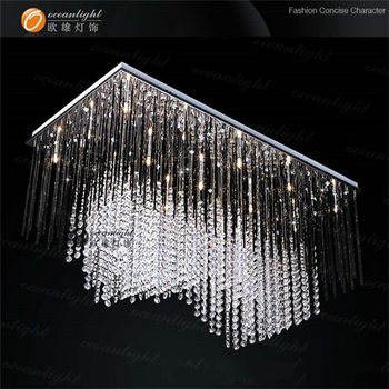 Moderne Lampe Modern Crystal Ceiling Lamp Led Om940 80 Factory Outlet Contemporary