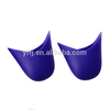 Custom soft gel silicone ballet shoe toe protector