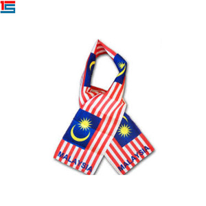 Fashionable Wearable Knitted Malaysia Scarf