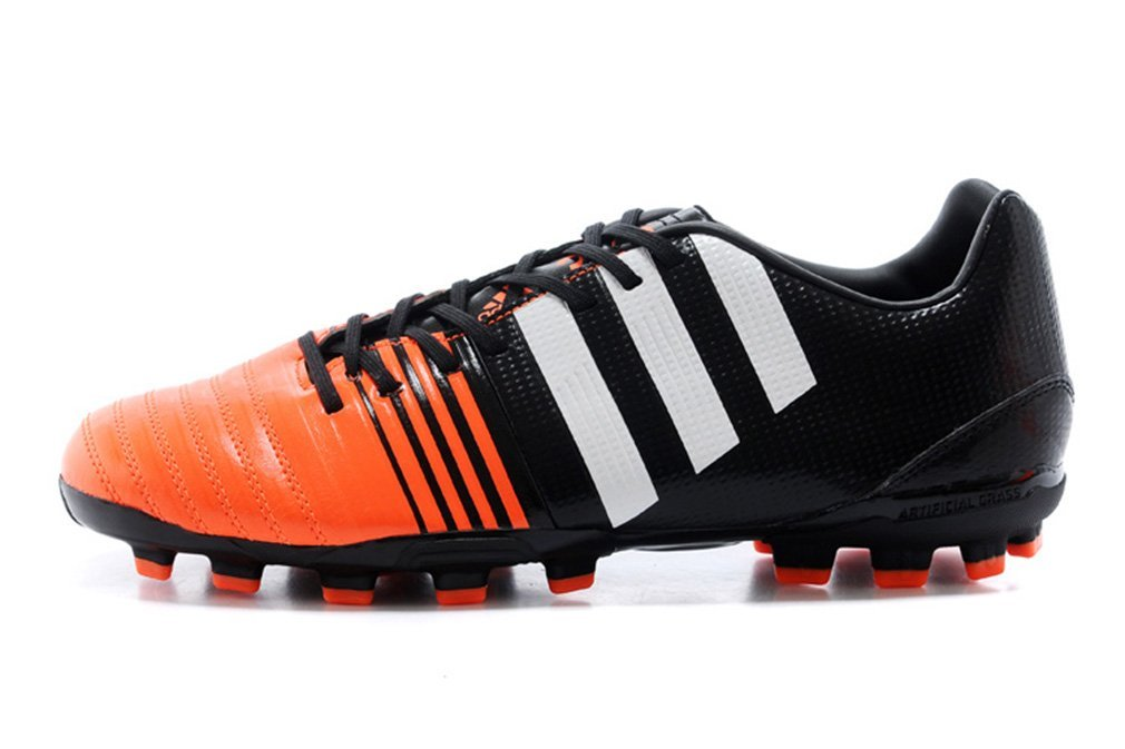 official photos 22fda a855f ... switzerland get quotations nadfke0t generic mens nitrocharge 3.0 ag nc  orangewithblack low football shoes soccer boots