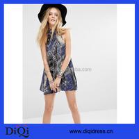 China Supplier Short Dress Wholesale Resort Wear For Women