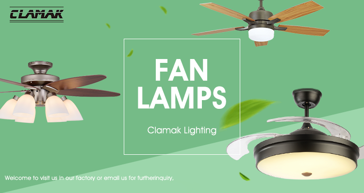 High Quality Chandelier Ceiling Fan Lamps With Led Light Modern Dc Ceiling Fan
