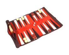 Commercio all'ingrosso <span class=keywords><strong>Backgammon</strong></span> giochi in pelle scamosciata, <span class=keywords><strong>Backgammon</strong></span> roll up, <span class=keywords><strong>Backgammon</strong></span> Oem factory