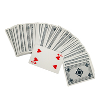 Customized poker printed playing card set Professional Magic Card Tricks
