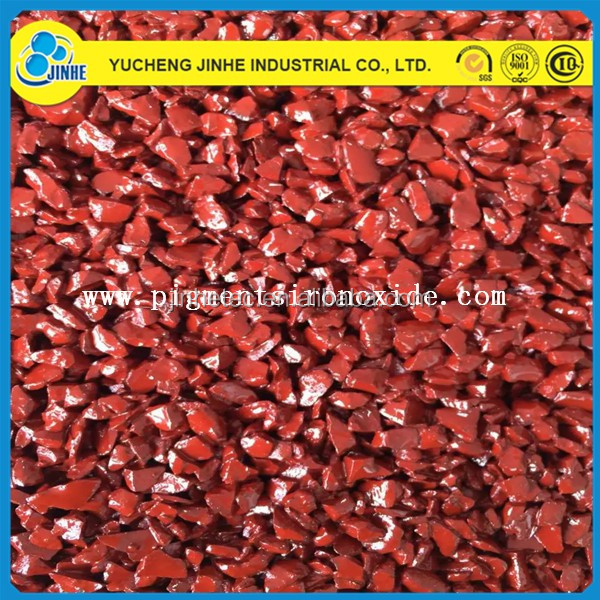 Competitive price colour powder iron oxide red fe2o3 110 Y101