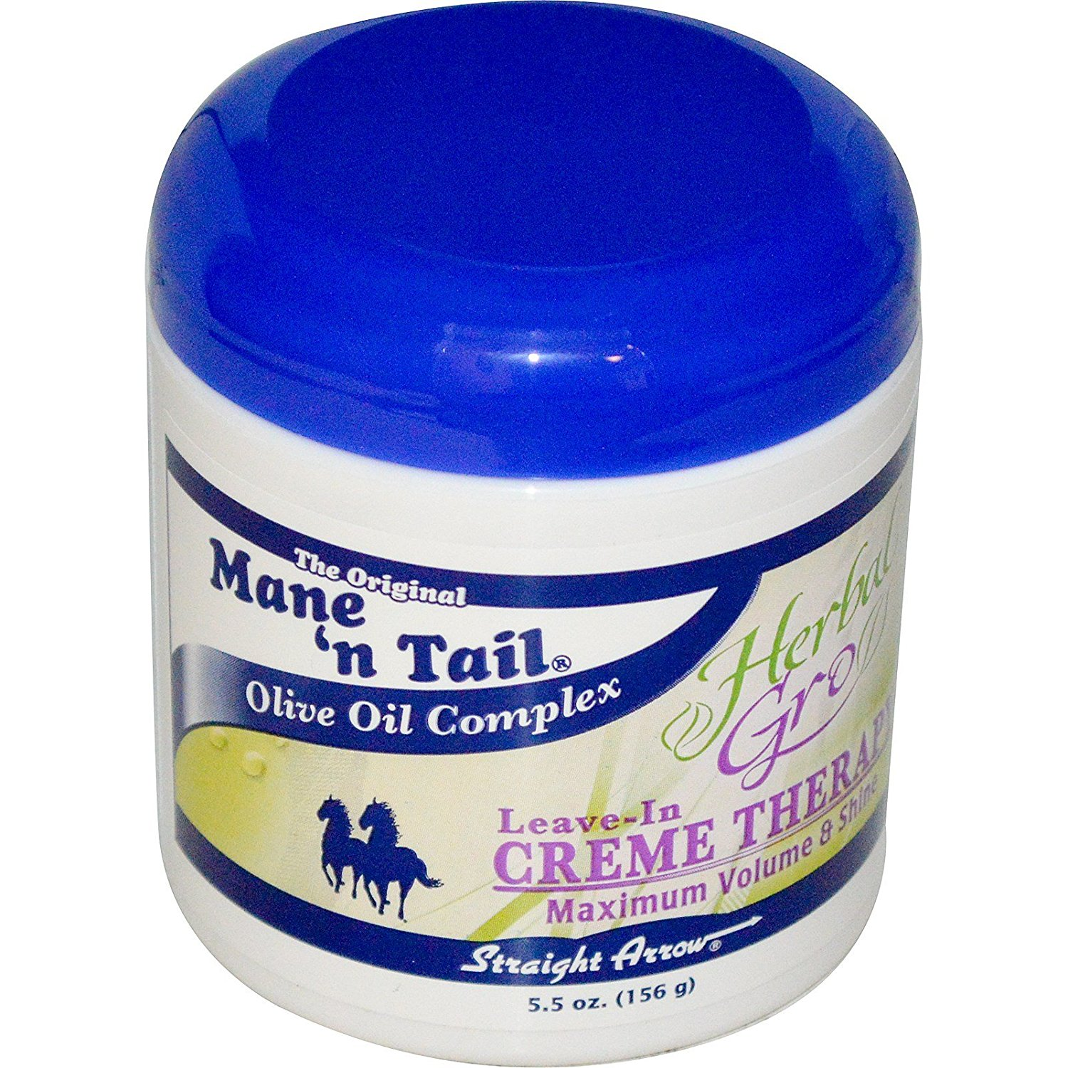Mane 'n Tail, Herbal Gro, Leave-In Creme Therapy, 5.5 oz (156 g) - 3PC