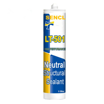 High Performance Clear Neutral Structural Silicone Sealant