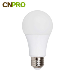 9W A60 LED Light Bulb E27 A19 LED Bulb Lamp 3000k
