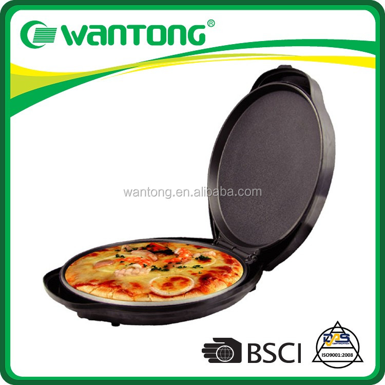Ningbo Wantong Factory High Temperature Up To 400 Degree pizza oven maker