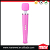 8 speed rechargeable wireless female magic personal av wand massager