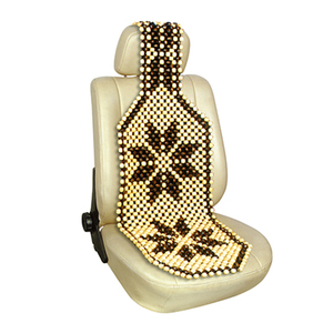 Universal Size Design Cushion Bamboo Car Seat Cover