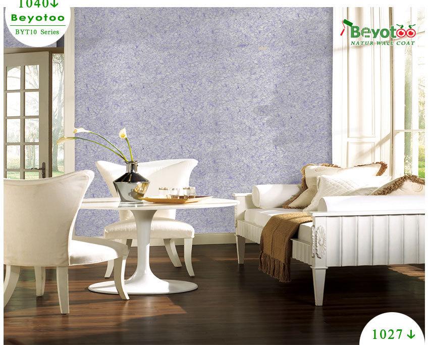 Fibre decor wall covering