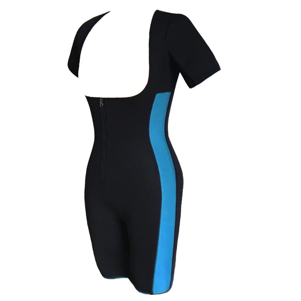 2016 Men's neoprene slim vest body shaper Waist Trainer With Zipper, waist cincher wholesale 5