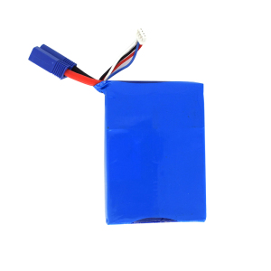 12V smart lithium heated clothing battery with temperature controller