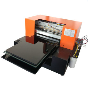 A3 bajujet lite 330 direct to garment printer airwren dtg with printhead dx5