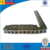 ASA35 side bow chain for pushing window with zinc plates