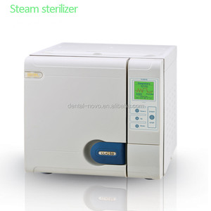 LCD display Autoclave Class B 18L/23L Dental autoclave sterilizer vacuum drying with multi languages