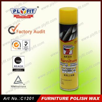 Home Furniture Clearing Polishing Spray Wax