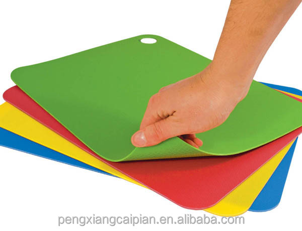 Chopping Board Colored Plastic Sheet For Kitchen