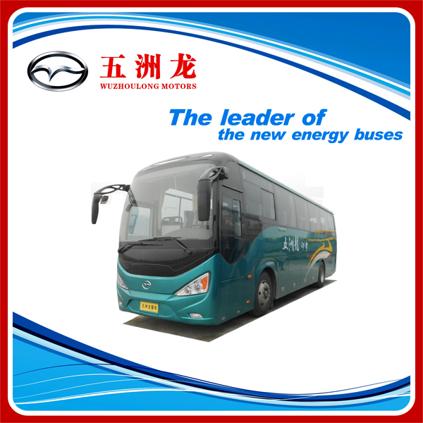 90-110km/h long distance travel diesel bus manufacture
