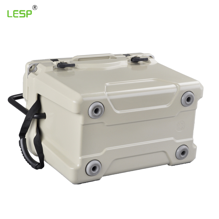Plastic insulated coolers ice box,ice box,open chest photo