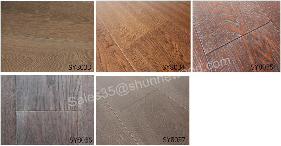 Fsc waterdicht wax olie engineering eiken houten vloeren wax