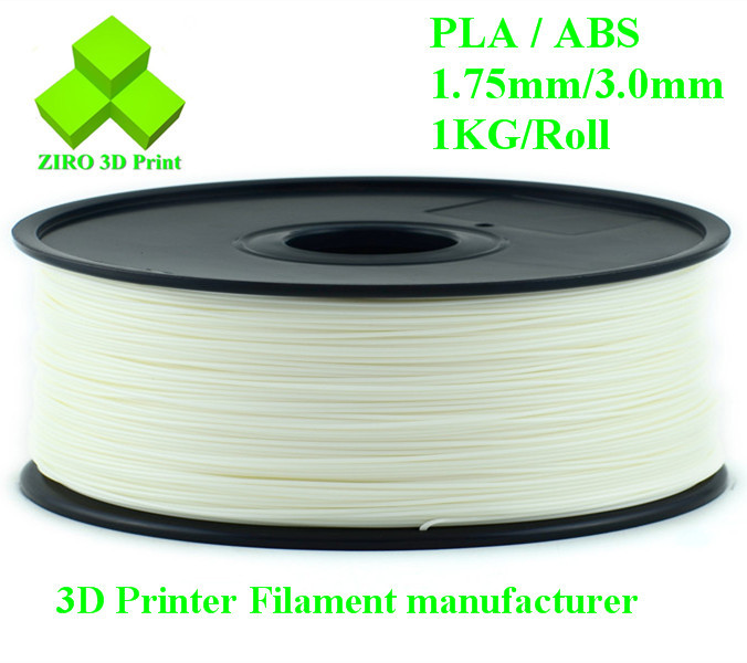 3D Printer plastic material ABS Filament for Makerbot Replicator 2