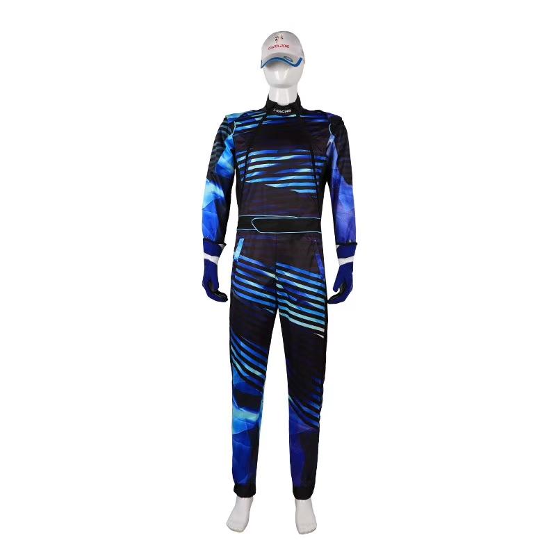 Racing Fire Suits >> Sfi Auto Karting Racing Suit Fire Retardant Racing Diver Suit Buy