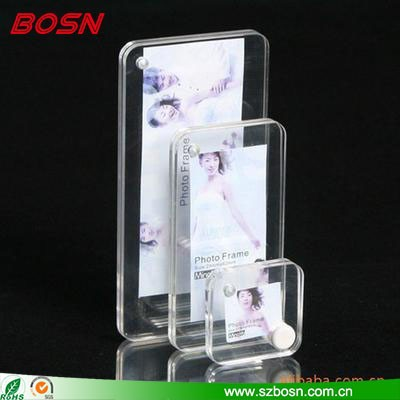 Magnetic Acrylic Frame acrylic photo frame wedding photo frame
