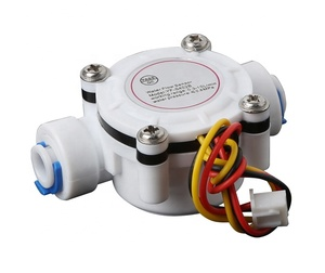 ESM-YF-S402B Plastic Water Meter And Flow Sensor For Water Pump