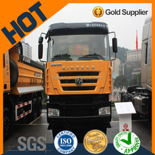 hot selling IVECO 340HP left hand drive dump truck