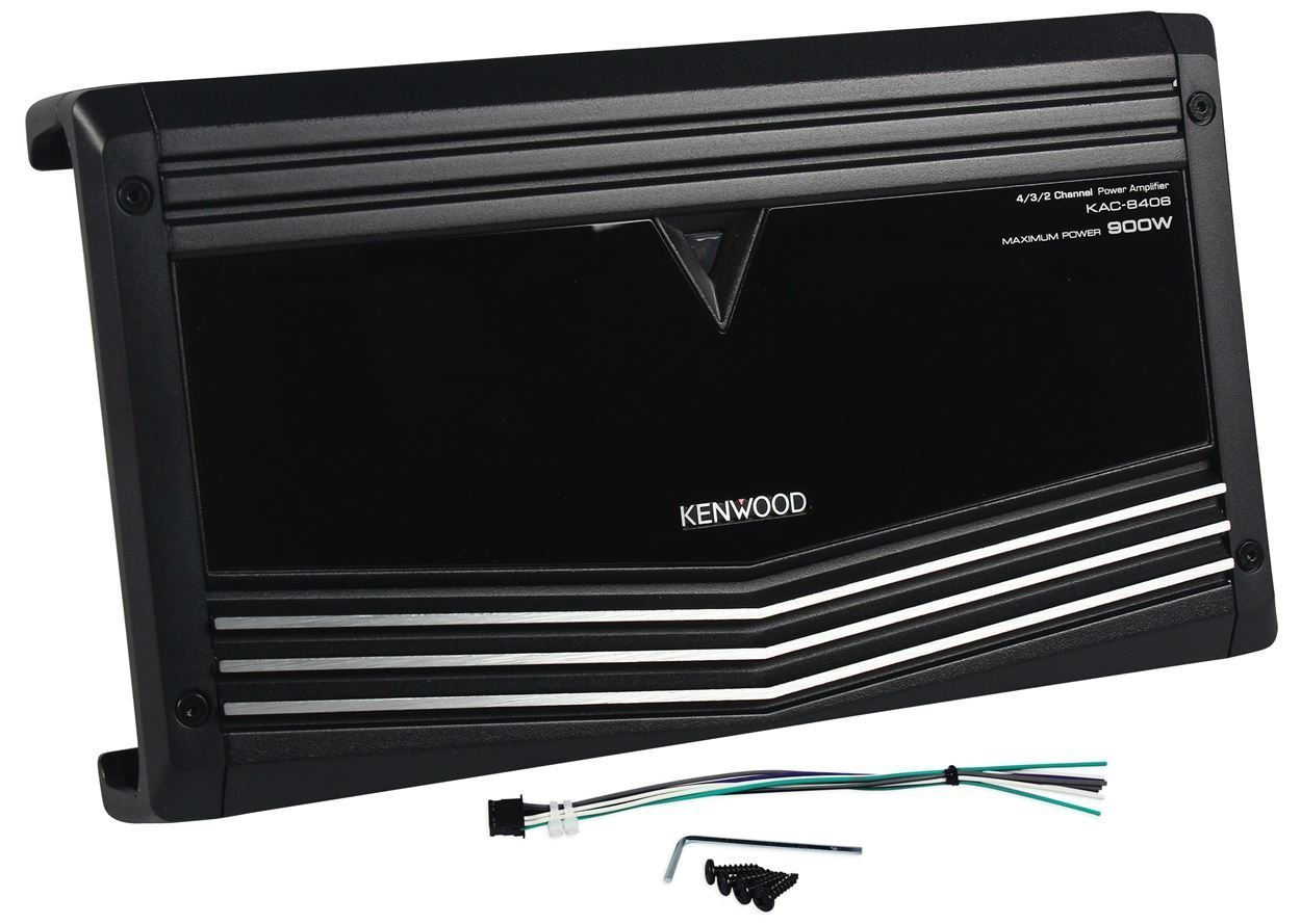 Cheap Car Amplifier 1000 Watts Find Deals 40w 2 Ohm 24w 4 Ohms Bridge Power Get Quotations Kenwood Kac 8406 900 Peak 400 Rms Channel Class A