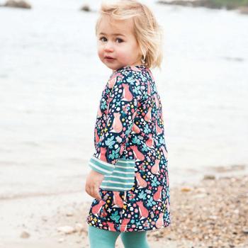 3cfdecb7e7f Phb40062 Cute Prints Design New 2019 Baby Girls Chinese Dress ...
