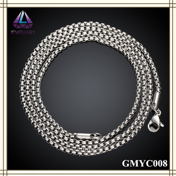 fd06efefbef8 Joyería de moda al por mayor collar de cadena popular con el precio barato