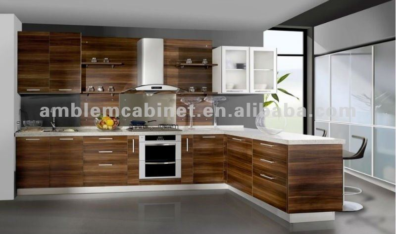 en bois couleur m lamine cuisine armoires armoire de. Black Bedroom Furniture Sets. Home Design Ideas
