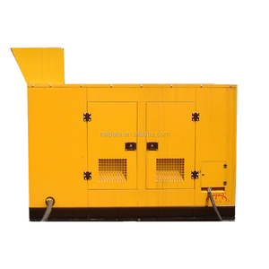 Water cooled low noise biogas genset 8kw to 200kw