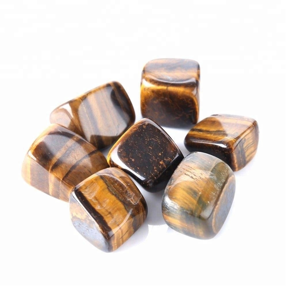 7 Chakra Gemstones tumbled Natural Stone Reiki crystals healing stones for healing gifts