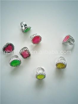 diamond ring toys plastic rings children toy ring jewelry buy
