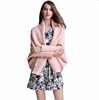 latest designs knitted cardigan sweater for woman