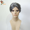 PGWG0933 High Quality Grandma Wig Halloween Party Cospaly Wig Synthetic
