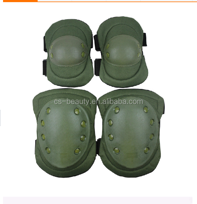 U.S. Knee Elbow Pads ,tactical knee protector ,outdoor camping CS bike safety protection